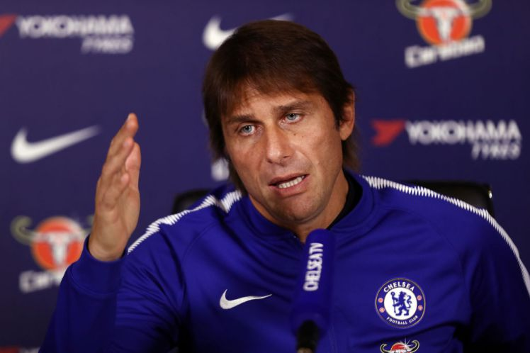 Conte provides latest injury news ahead of Chelsea v Southampton