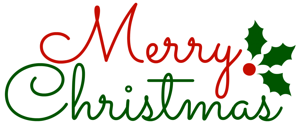 Have A Very Merry Christmas!