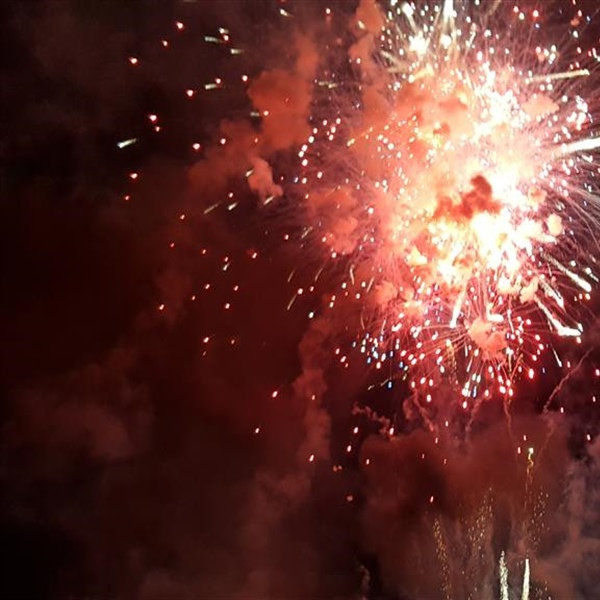 Highlands Ranch Colorado 4th Of July Fireworks 2018