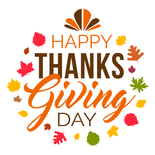 Have a very Happy Thanksgiving!