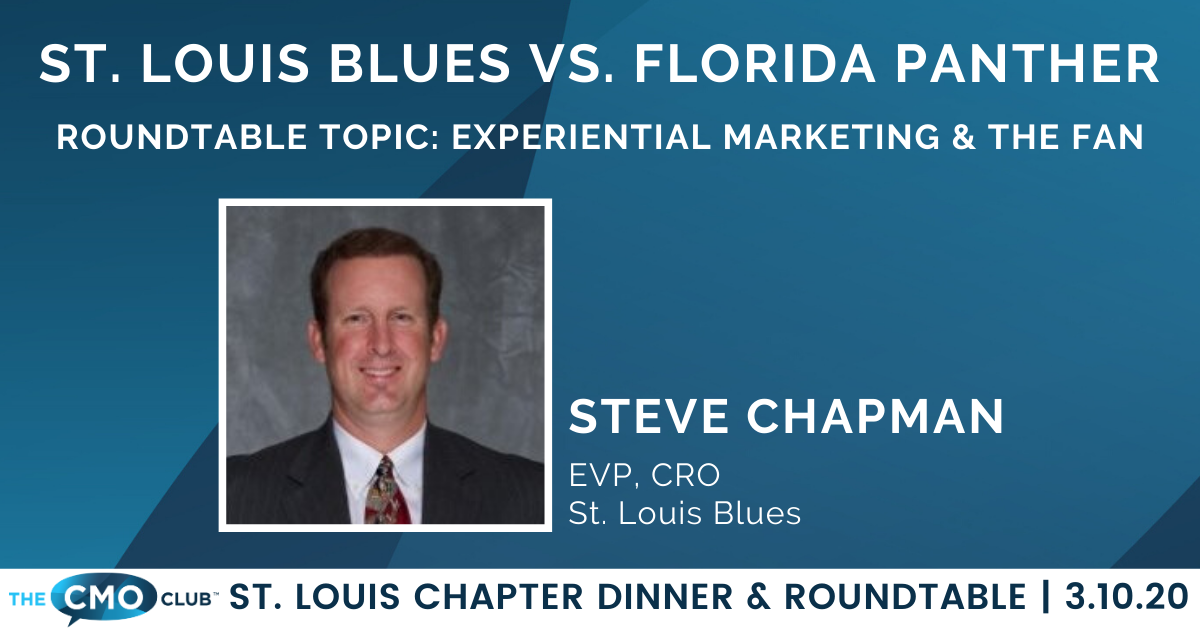 Pete Krainik on LinkedIn: The CMO Club St. Louis Blues Game - The CMO Club