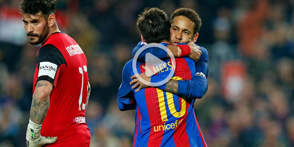 [HIGHLIGHTS] FC Barcelona - Leganés