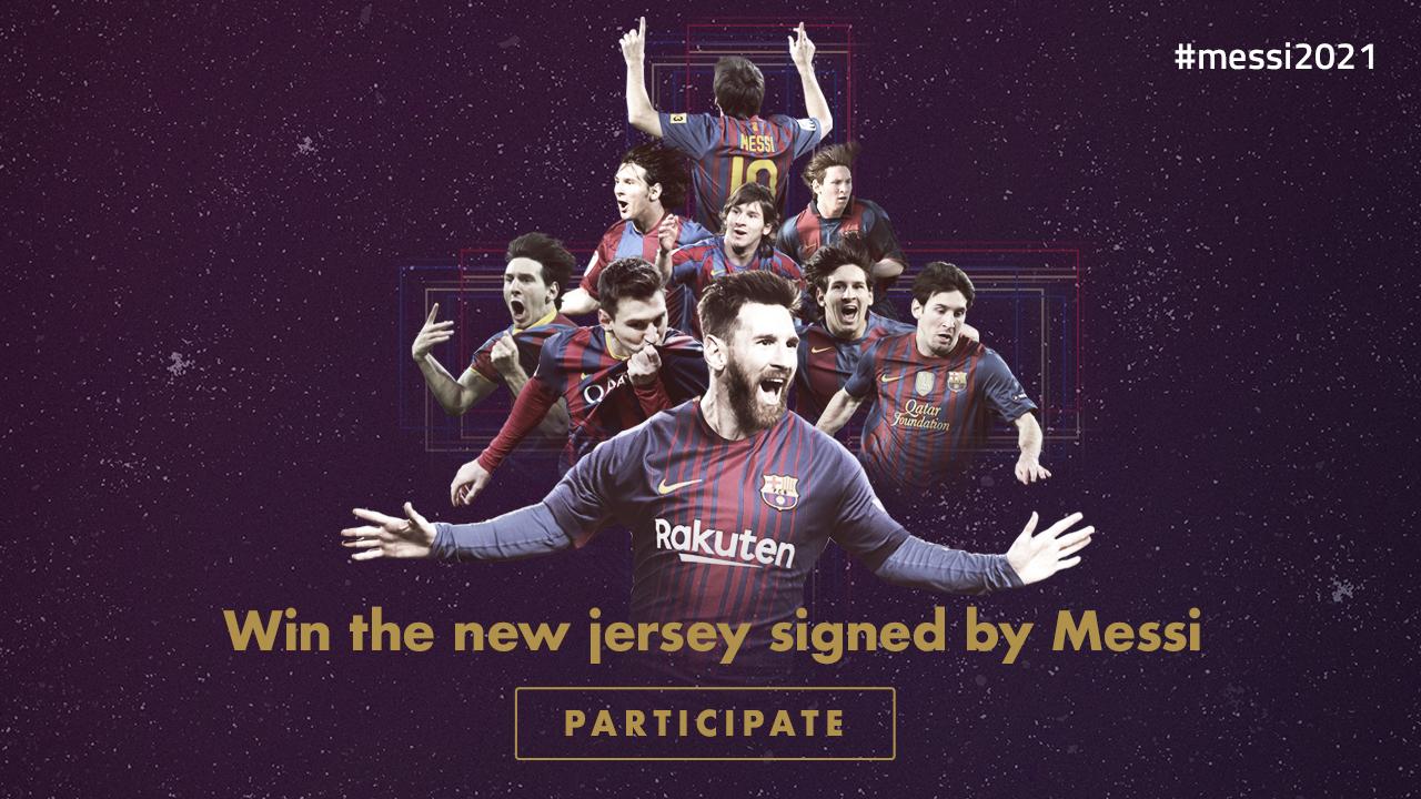 Win Leo's shirt