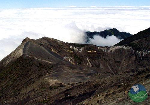 Irazu Volcano & National Park in Irazu, Costa Rica