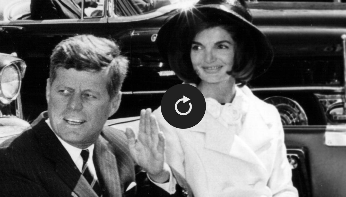 Trump dice que abrirá los archivos secretos de la muerte de JFK, pese a la negativa de las agencias federales